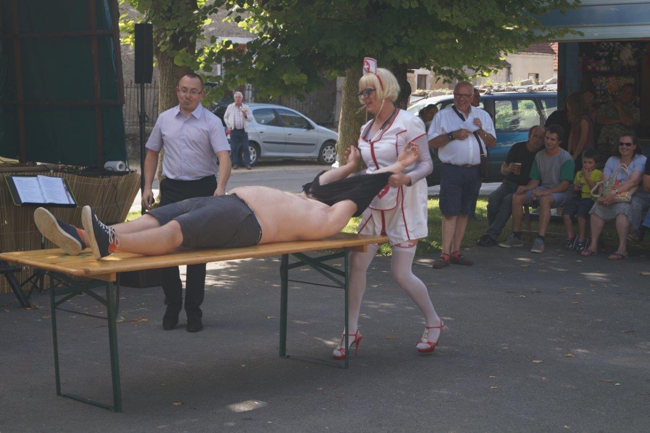 L'infirmière du 21ème siècle...