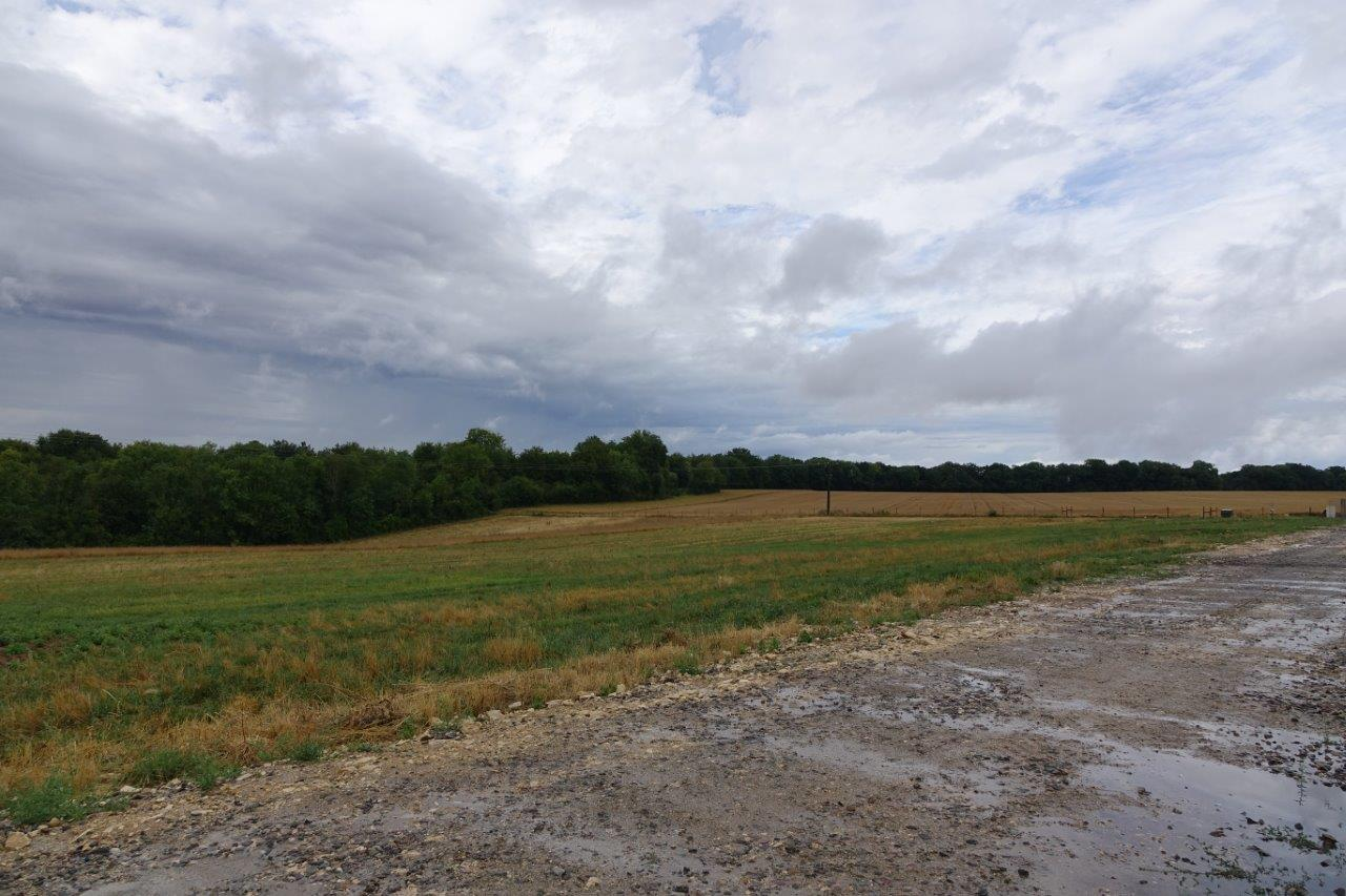 Le parcours plein air de 16 hectares est en cours d'aménagement...