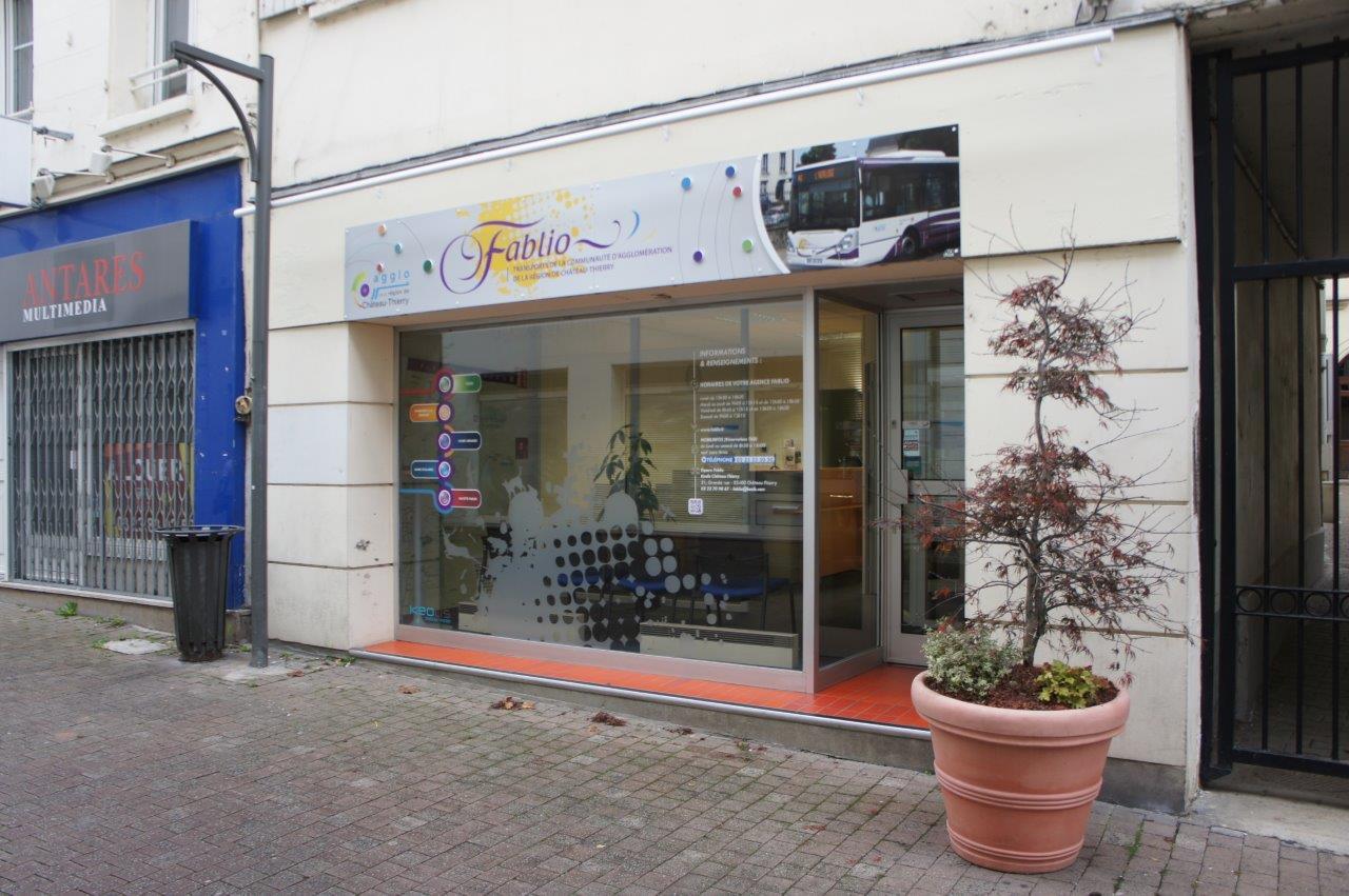 L'Espace Fablio est situé au 31 Grande Rue à Château-Thierry.