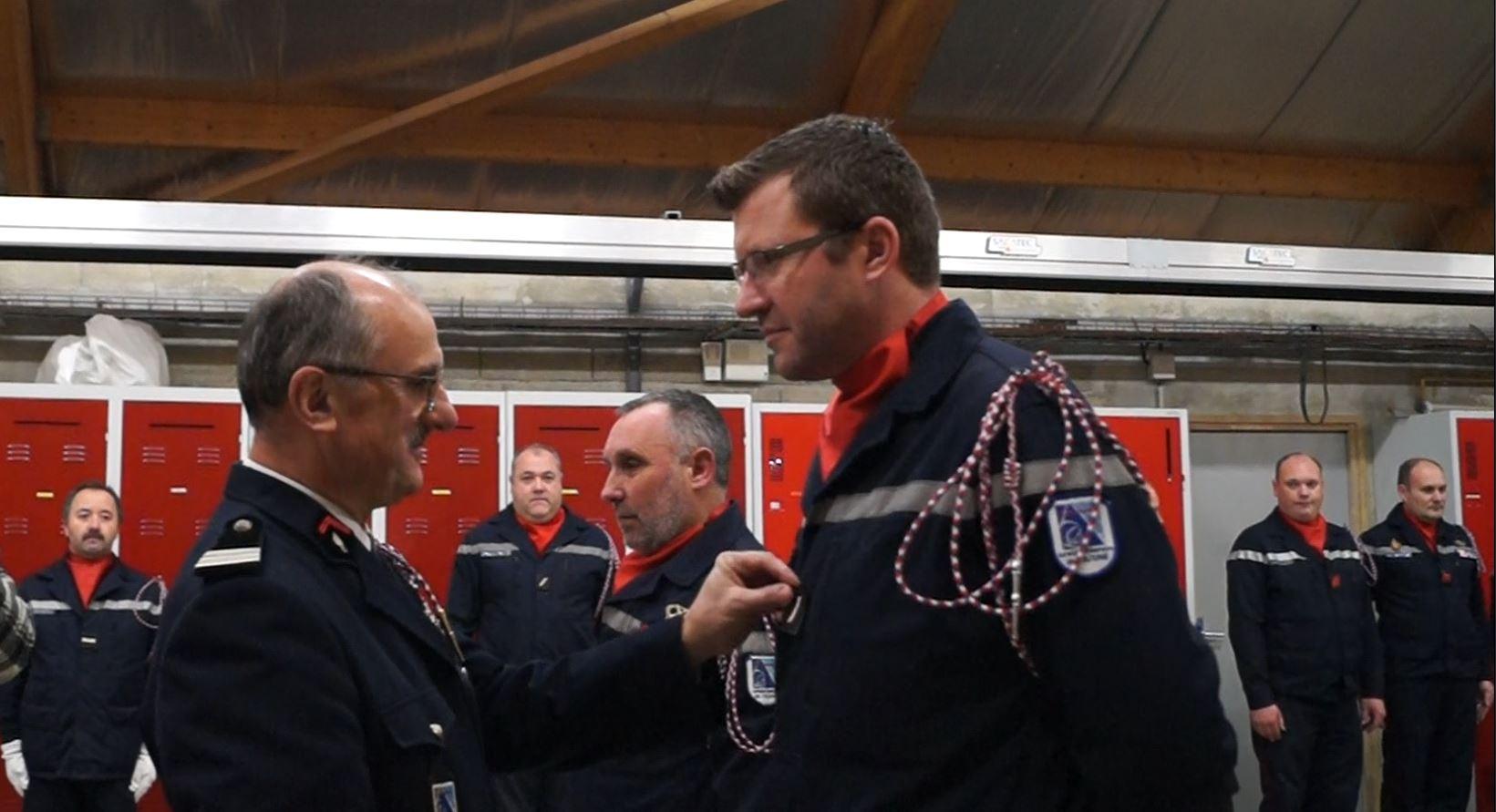 Le caporal-chef Julien Hérault est promu sergent...