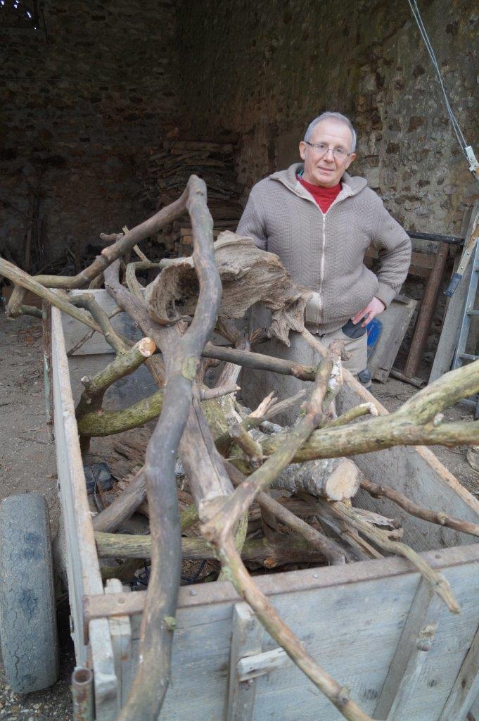 Le bois flotté est un bois qui a voyagé.