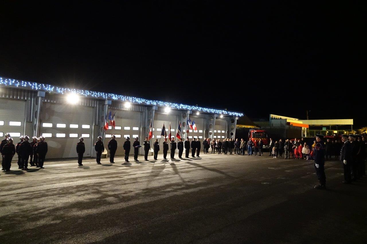 Les sapeurs-pompiers de Dormans ont connu une année intense...