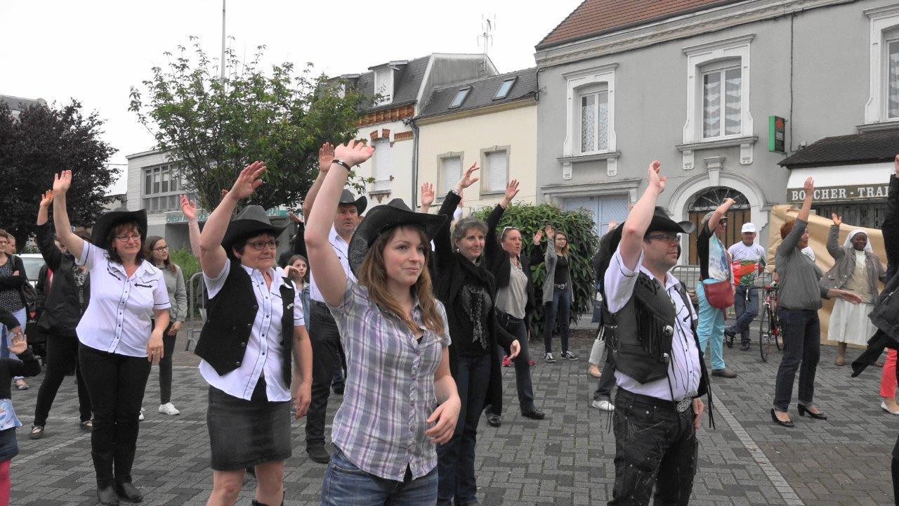 Ils ont franchi la frontière administrative pour l'occasion : les Threewolv's de Trélou-sur-Marne... dans l'Aisne.