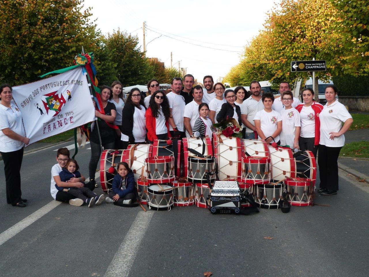 le Groupe Portugais de Reims...