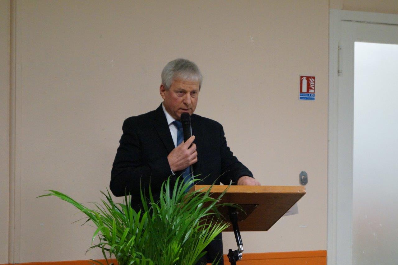 Élu maire de Condé-en-Brie en 2014, Éric Assier ne se représente pas en 2020.