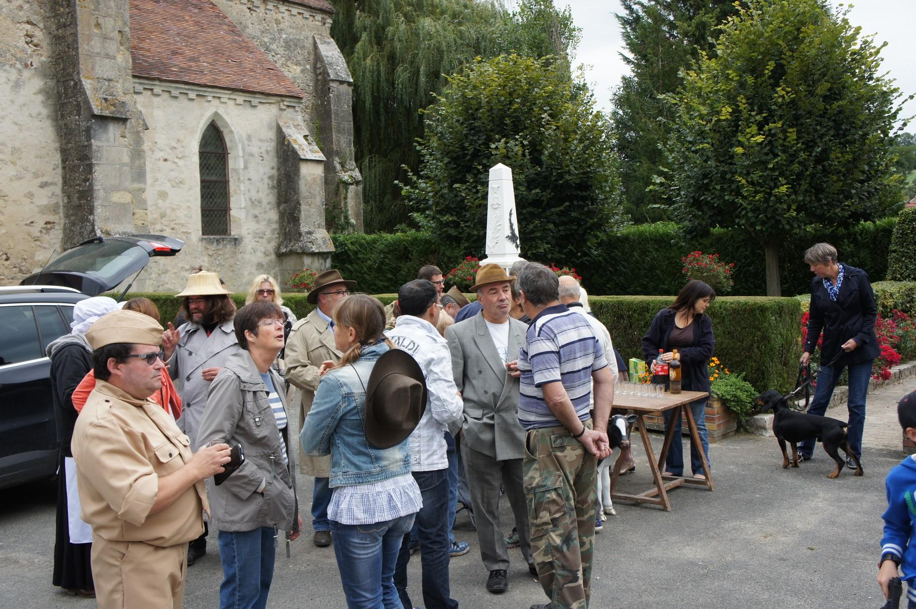 L'ACPV St Eugène à La Chapelle Monthodon le samedi 5 septembre 2015