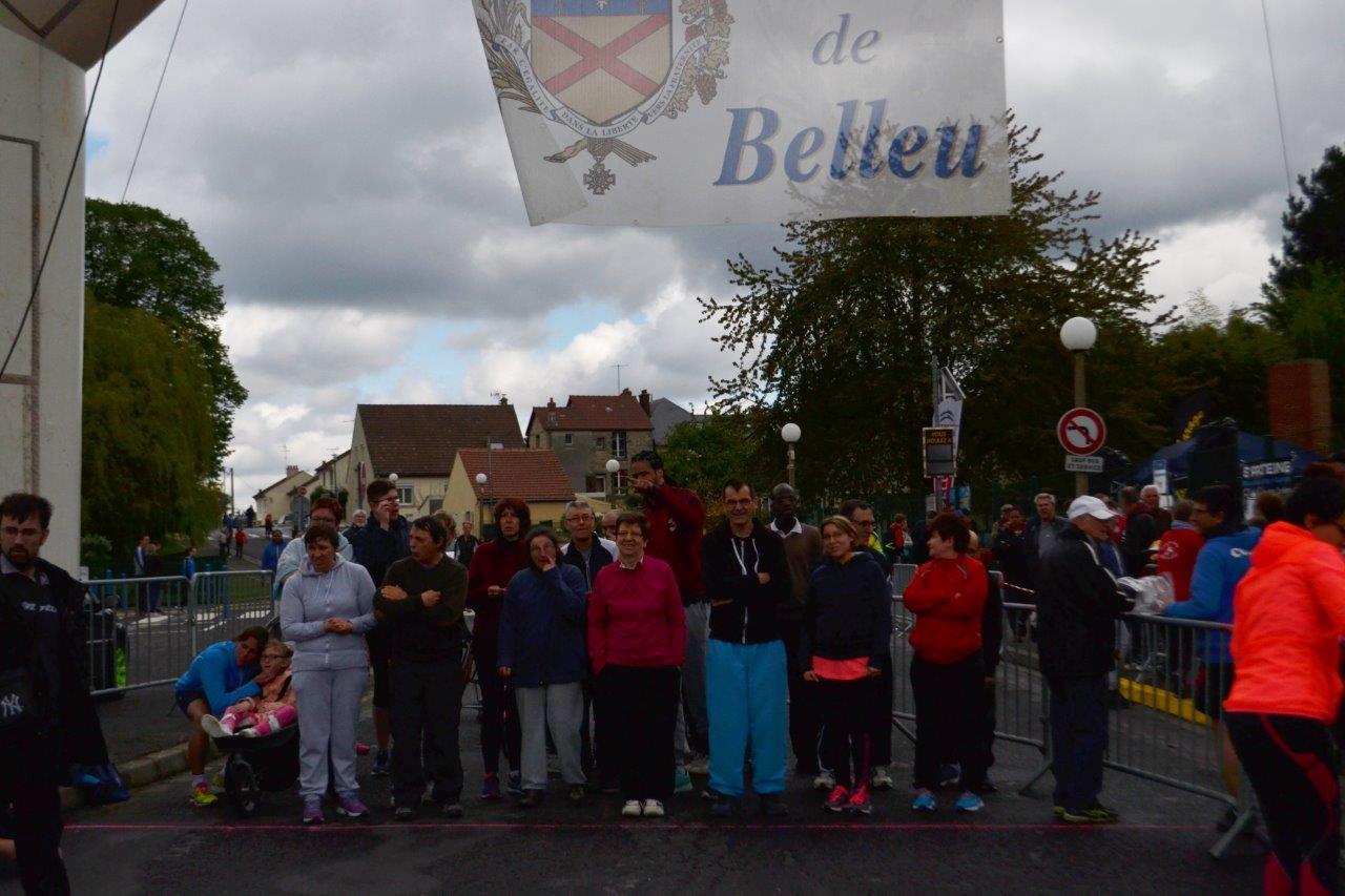 Belleu. La 15ème édition des Foulées Belleusiennes s'est déroulée le 17 avril 2017.