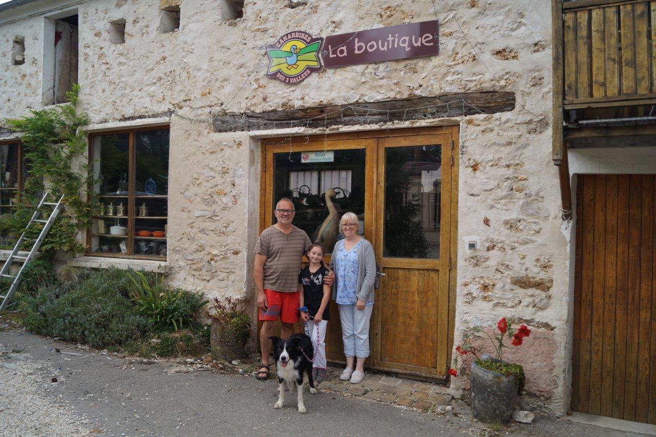 ...les Carnardises des 3 Vallées à Condé-en-Brie.