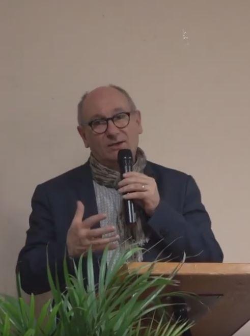 Étienne Haÿ, président de la Communauté d'Agglomération de la région de Château-Thierry. (Photo d'archives).