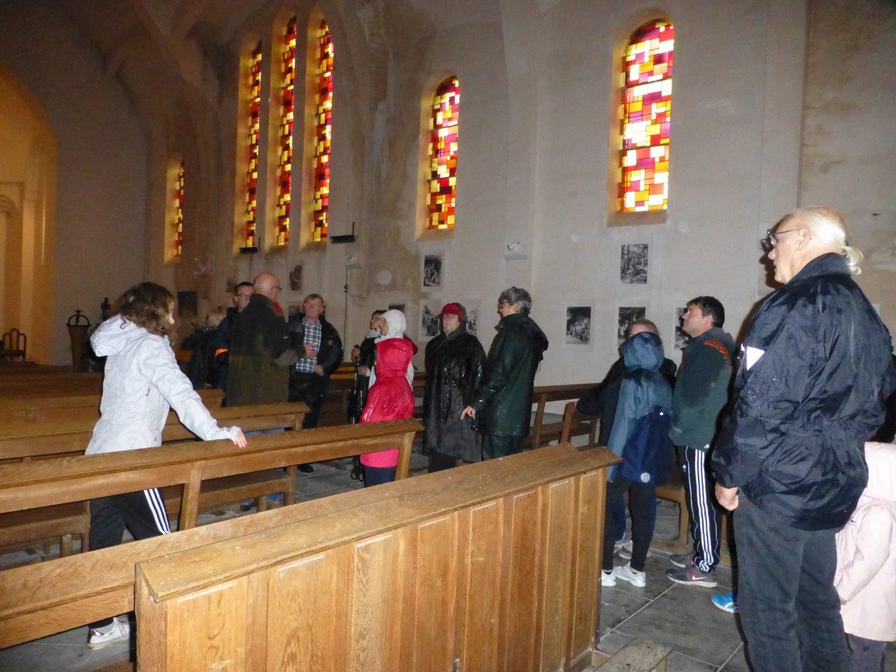 L'église de Mont-Saint-Père accueille chaque année une exposition de peinture en mémoire de Léon Lhermitte, célèbre peintre du XIXème siècle et chantre de la vie rurale.