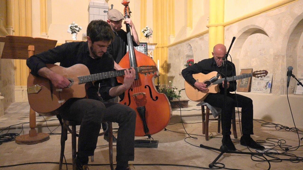 Le Trio Pelosof est composé de musiciens de talent.