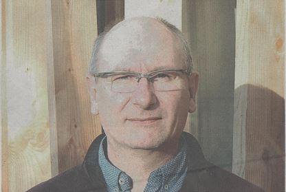 Etienne Haÿ, président de la Communauté d'Agglomération de la Région de Château-Thierry.