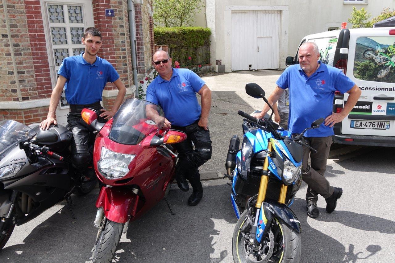 Le comité Marne, de l'association Une rose Un espoir, a collecté 30 077 euros lors de la dernière balade en moto au profit de la Ligue contre le cancer.