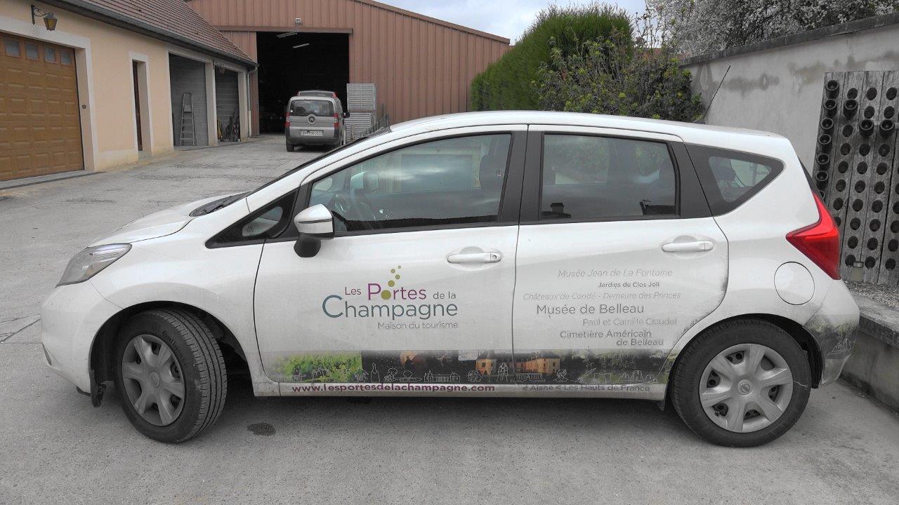 La Maison du Tourisme Les Portes de la Champagne est un ambassadeur incontournable des acteurs du territoire du Sud de l'Aisne.