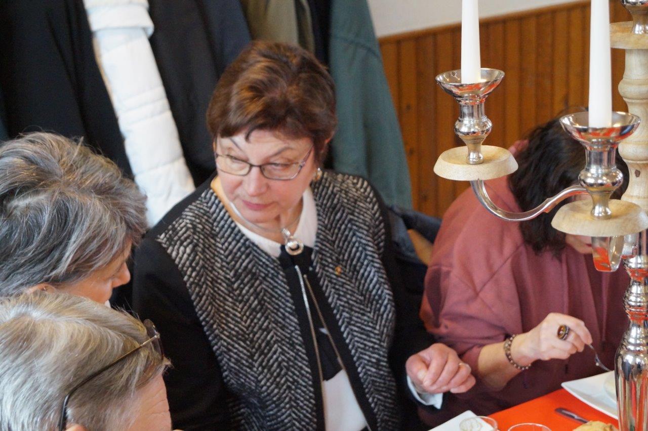 Jacqueline Picart et la commune historique de La Chapelle-Monthodon ont fait salle comble.