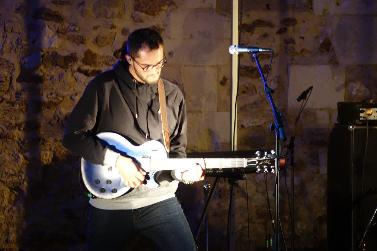 The Wipes : À la guitare et aux choeurs : Guillaume Cretté.