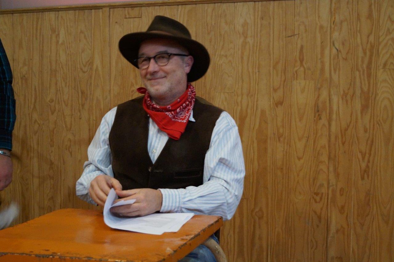 Eric Rondeaux a dévoilé le pitch du spectacle 2017.