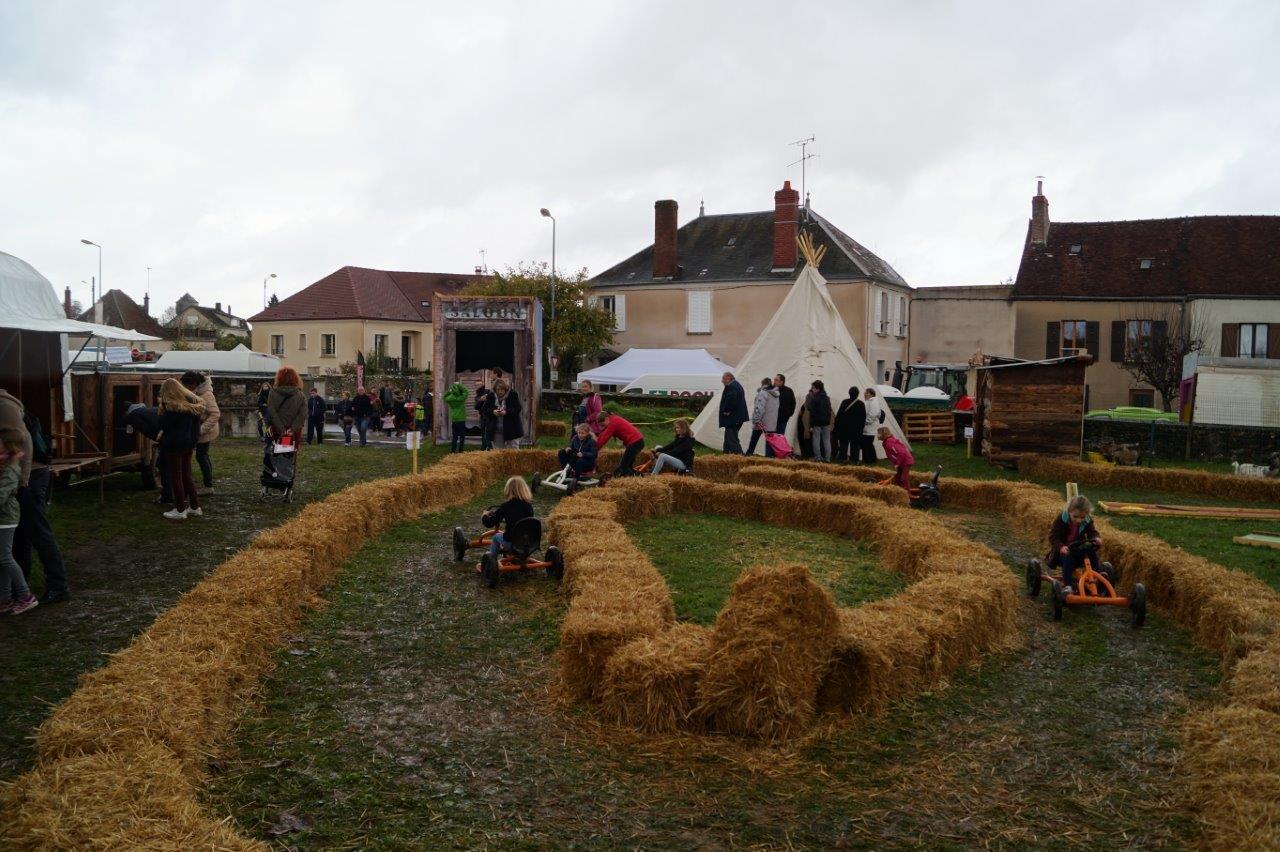 Le ranch du Moulin Saint-Martin avait délocalisé son cadre western...