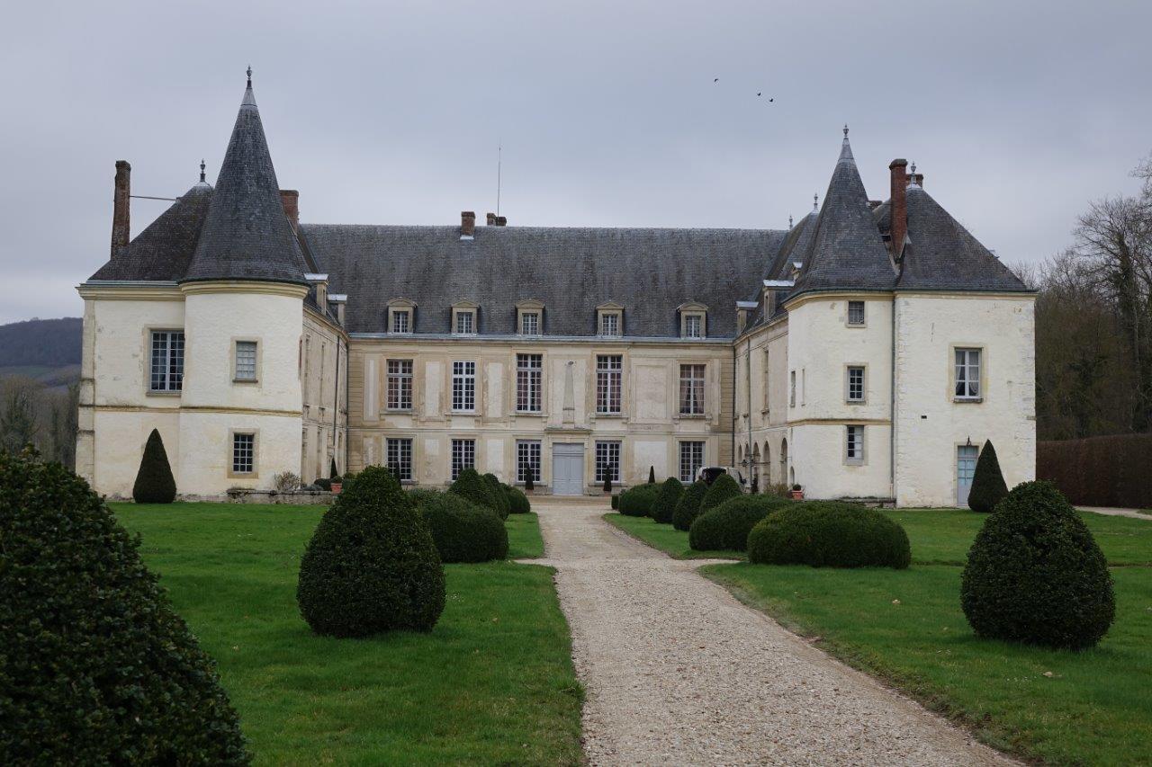 Une nouvelle saison de visites du château de Condé débutera samedi 4 avril prochain.