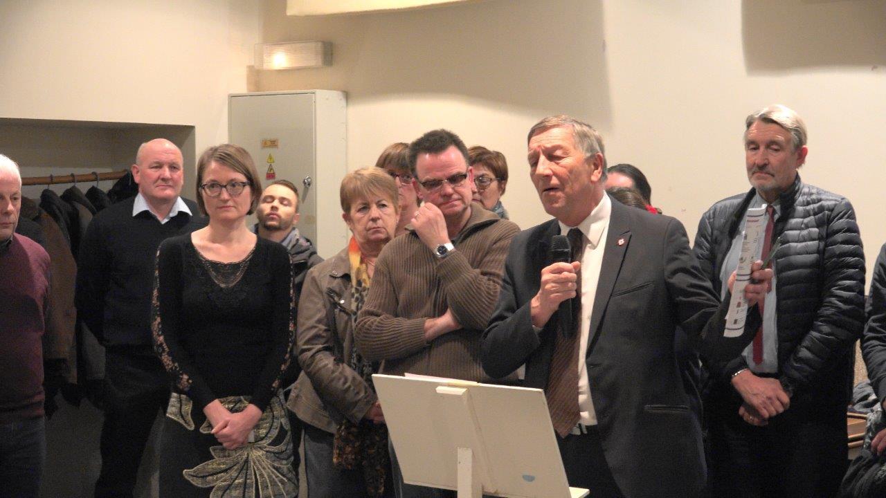 Il va tomber des grenouilles. Jacques Krabal, député de la 5ème circonscription, a fait court !