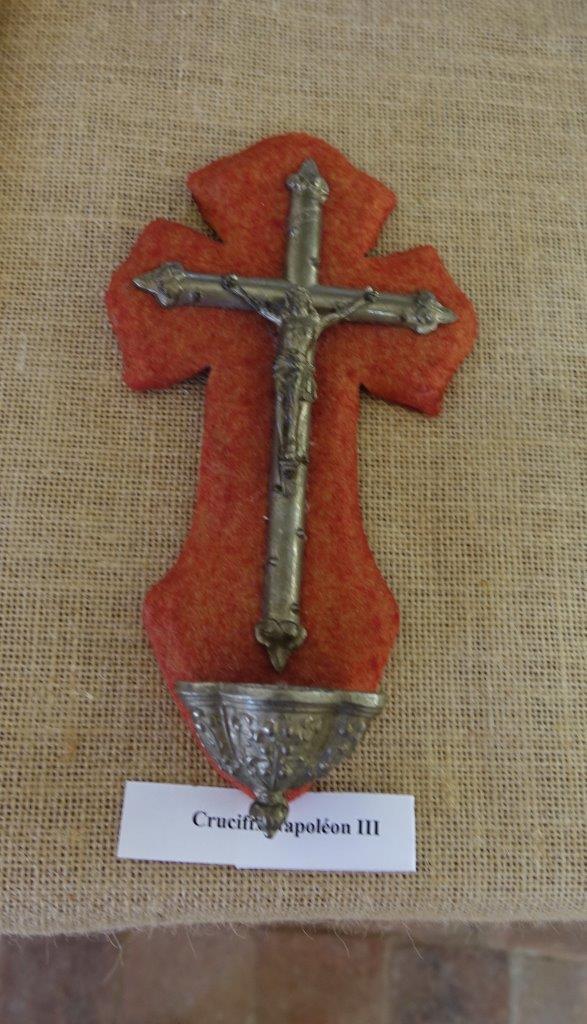 Crucifix style Napoléon III.