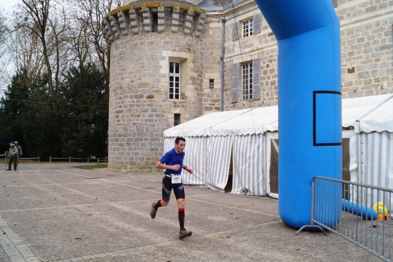Jérémy Ronsin remporte l'édition 2019 en 01h05...