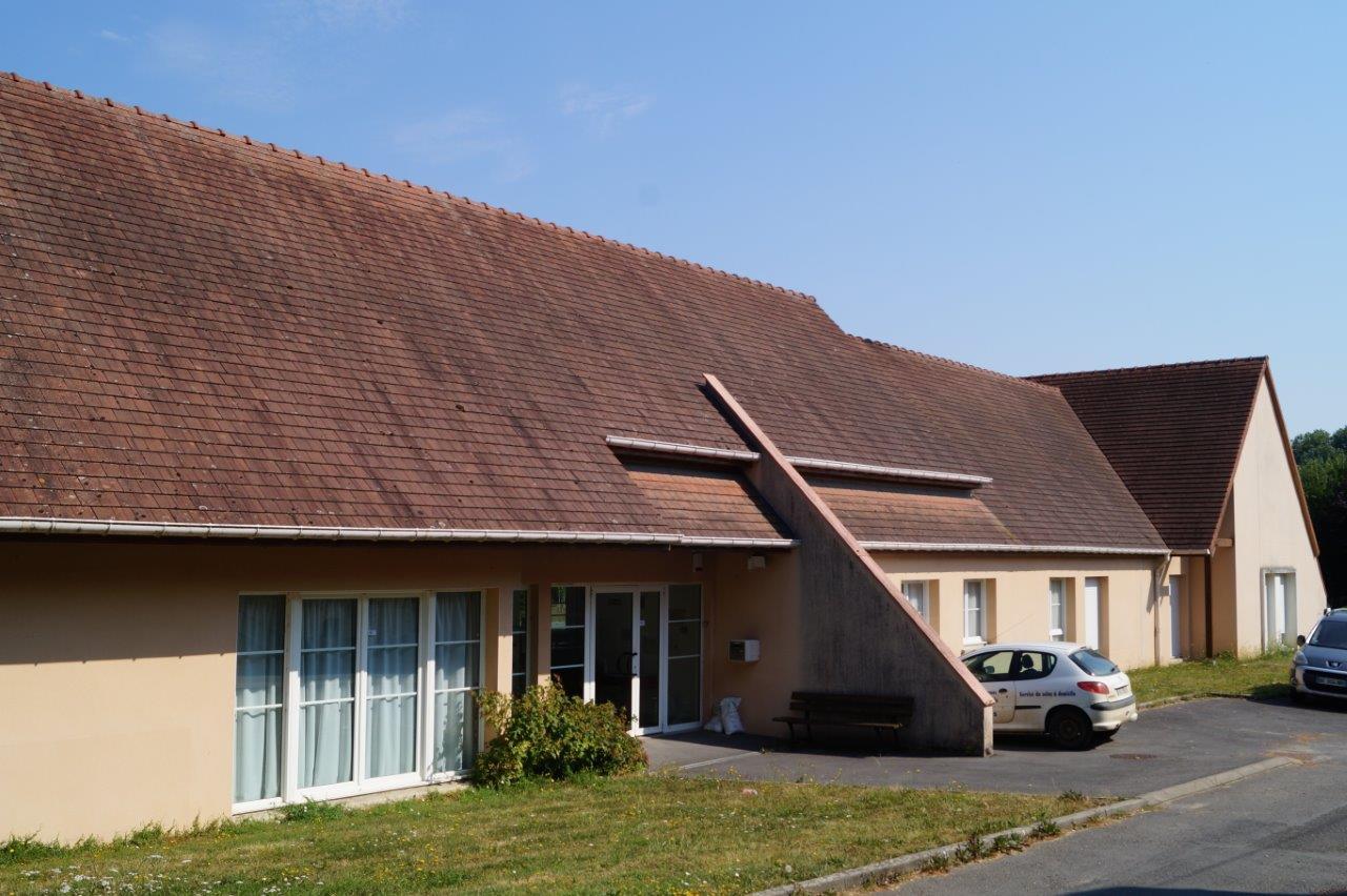 L'EHPAD de Condé-en-Brie accueille 15 résidents.