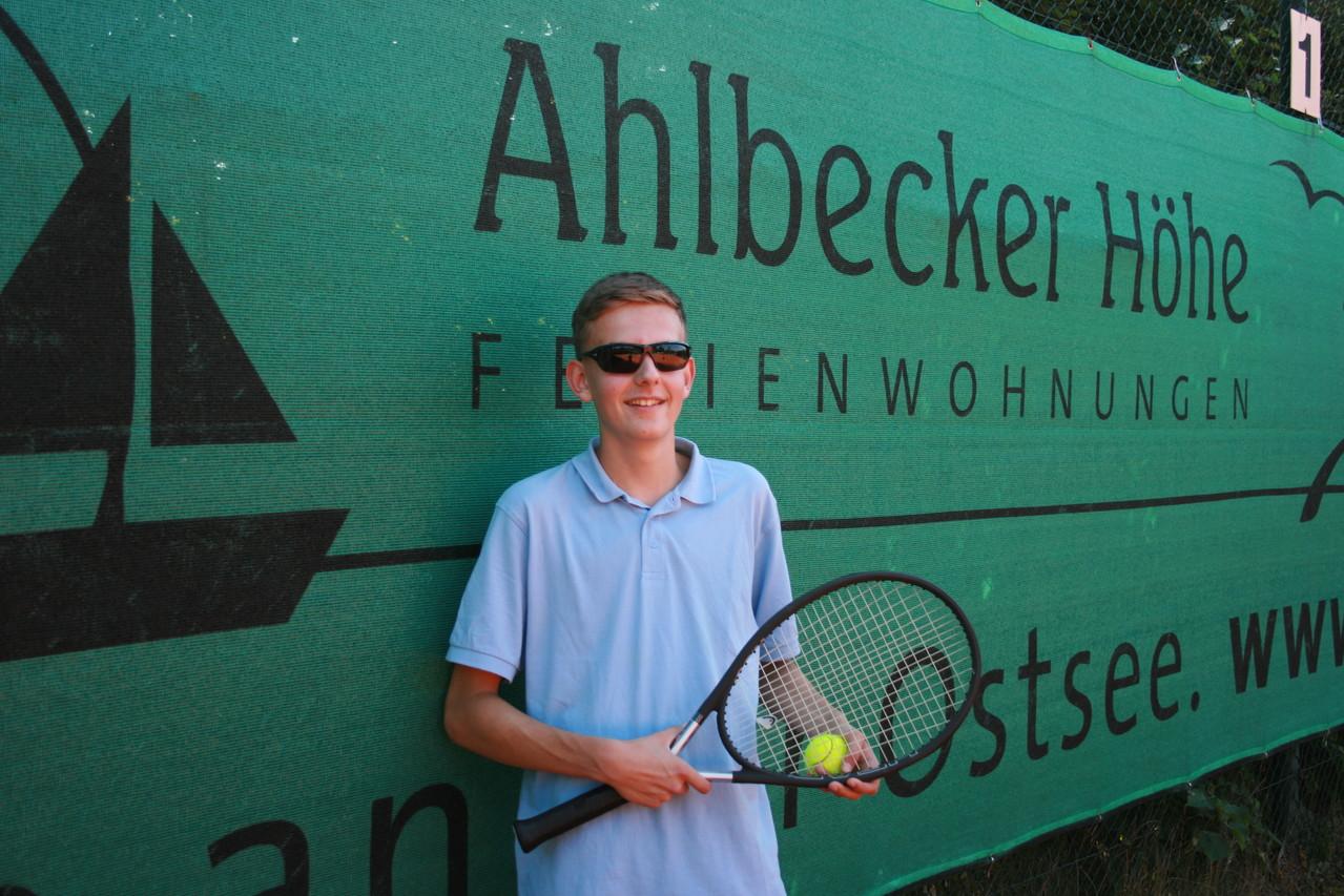 Unser Jugendmeister 2012: Steve Blach