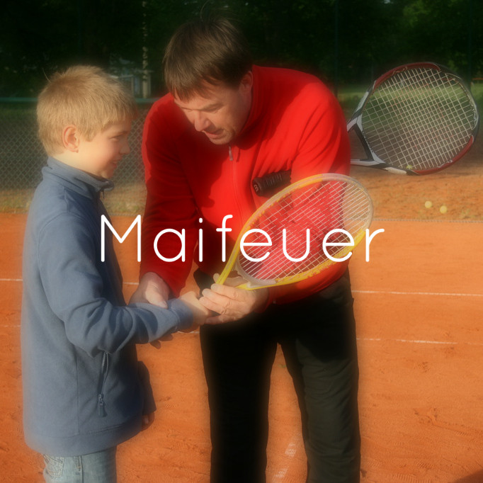 Bilder Maifeuer Medingen 2012