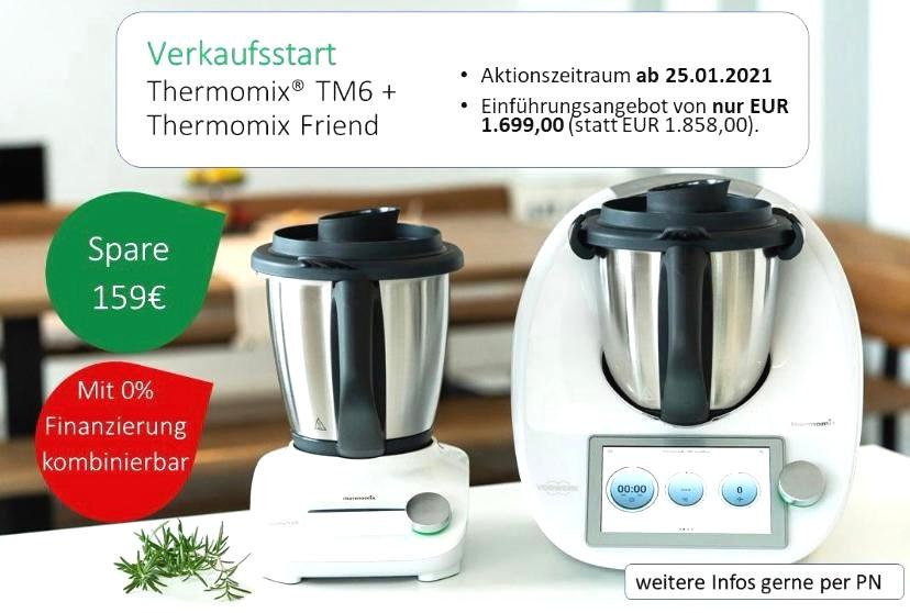 Thermomix TM6 & Friend im Bundle