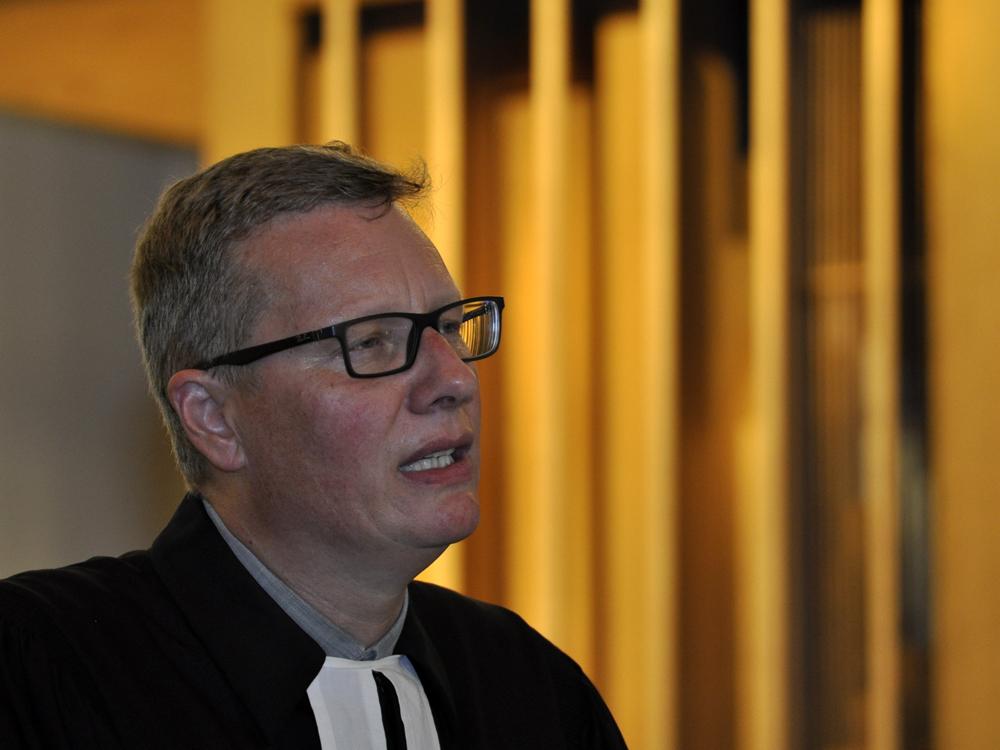 Volkhard Guth predigt