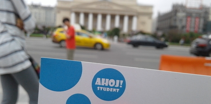 Курс чешского языка для начинающих в Праге, школа Ahoj!Student