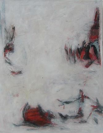 Fragmente, Mischtechnik, 90 x 70 cm, 2015