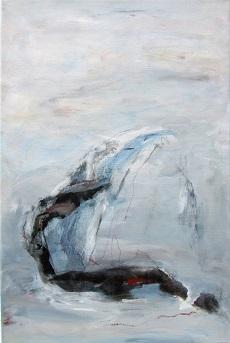 Fragmente, Mischtechnik, 60 x 40 cm, 2014