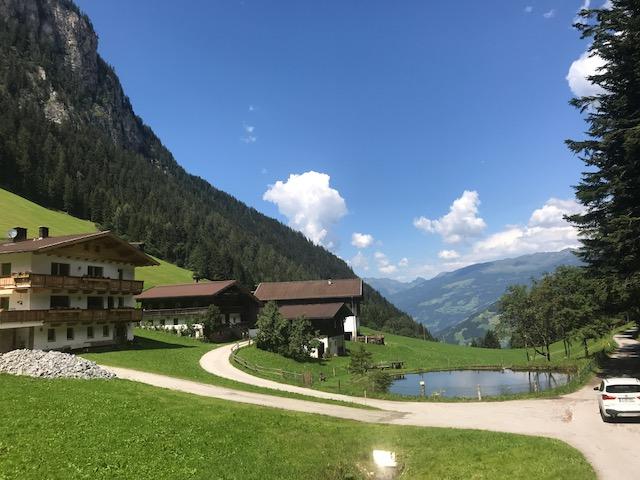 Ferienwohnung im Bauernhaus, Zillertal mieten