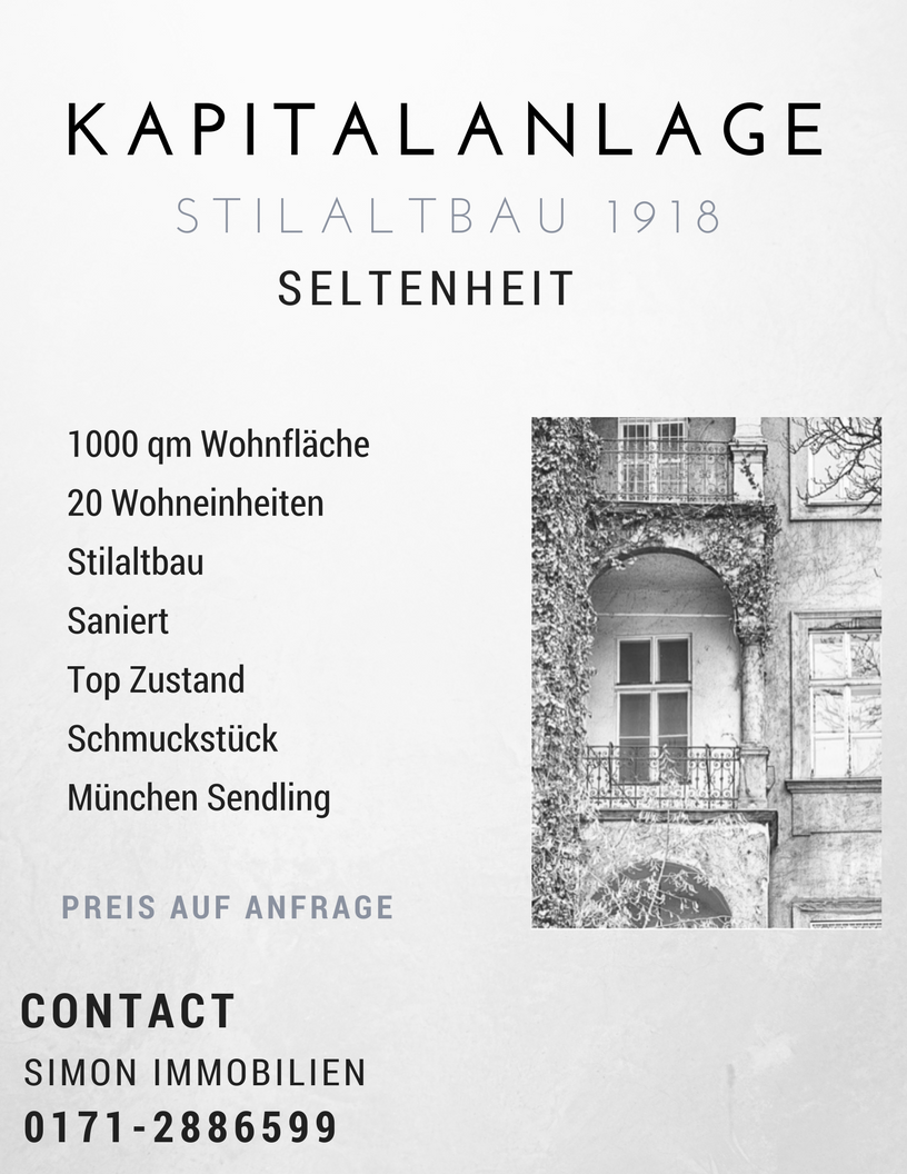 Bild: Mehrfamilienhaus Altbau