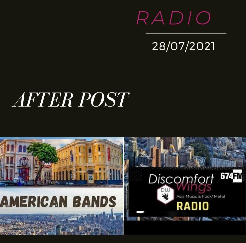 #4 Discomfort Wings Radio - American bands