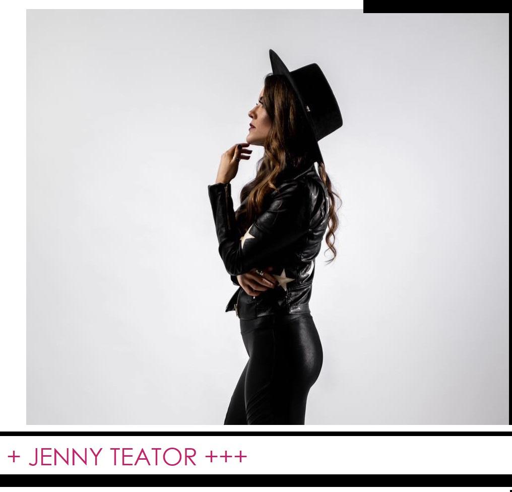 Jenny Teator - Black Cherry Heart [Review]