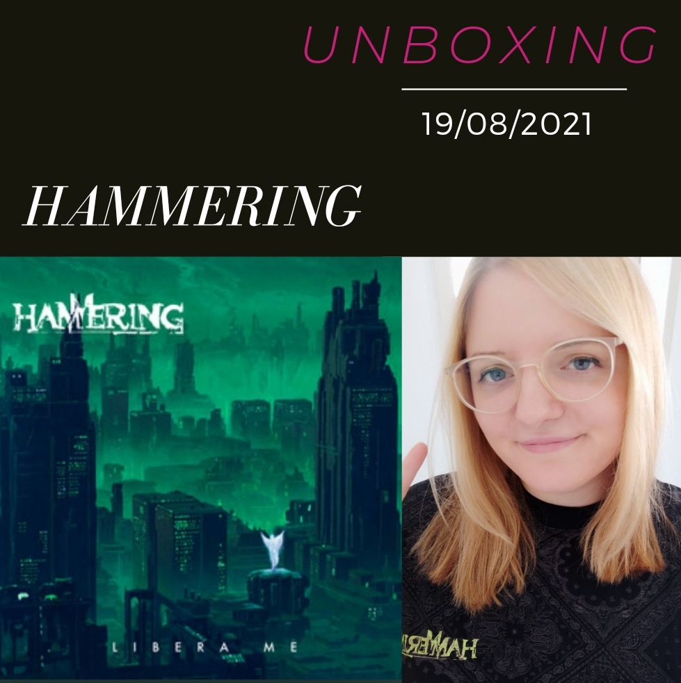 HAMMERING - Libera Me [Unboxing]