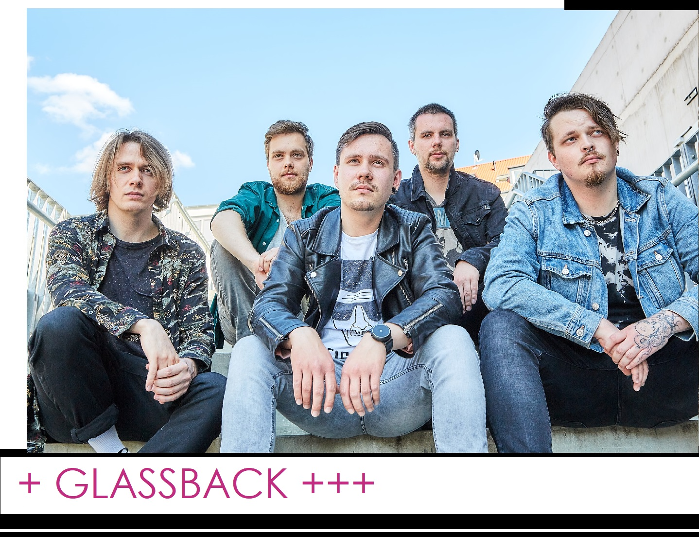 Glassback - Over again [Review]