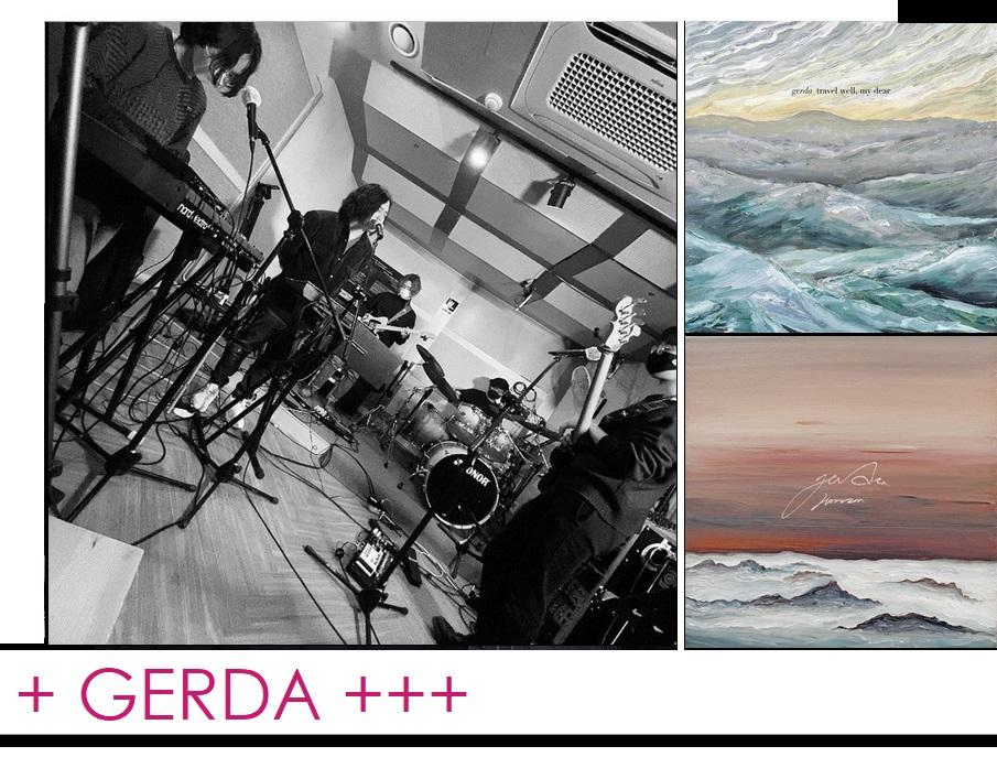 Gerda - Ambient Folk from Seoul