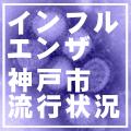 インフルエンザ神戸市流行状況