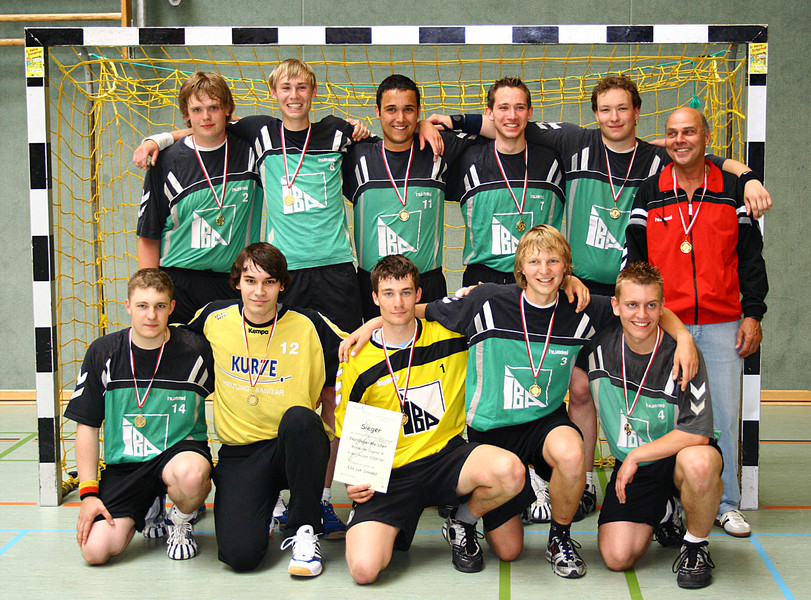 Bezirksmeister 2008/2009