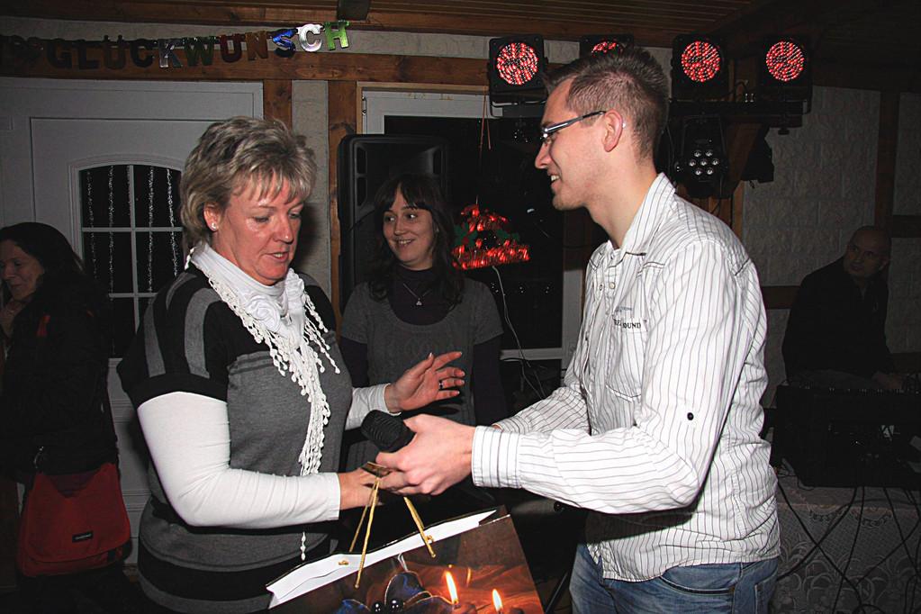 Cordula Schumann und Maik Hornuff