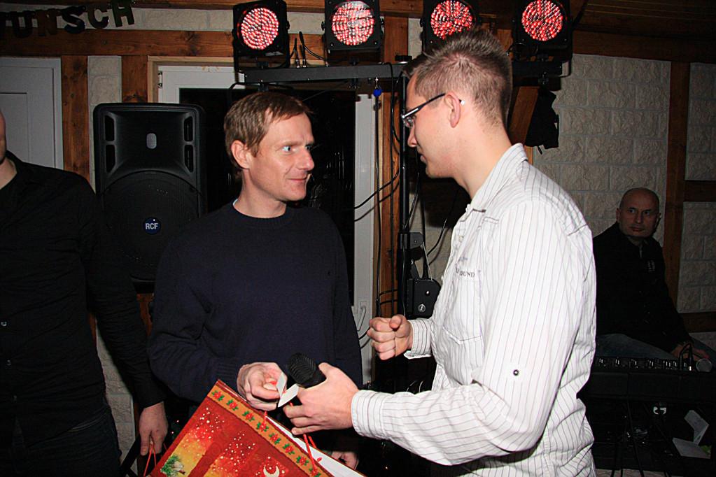 Dirk Steffens und Maik Hornuff