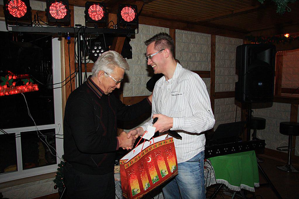 Horst Pike und Maik Hornuff