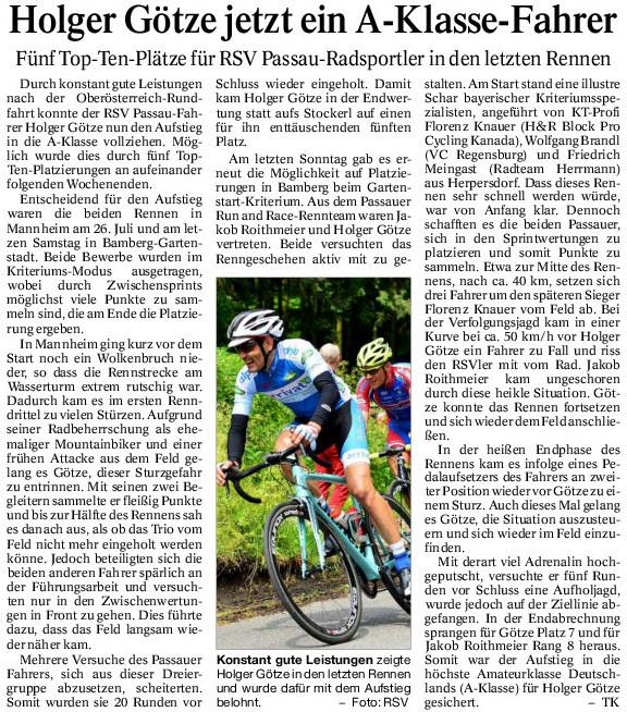 Quelle: Passauer Neue Presse 07.08.2015