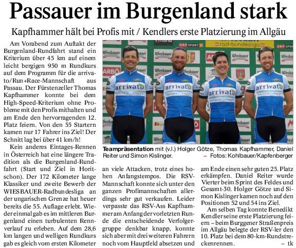 Quelle: Passauer Ne4ue Presse 04.05.2015