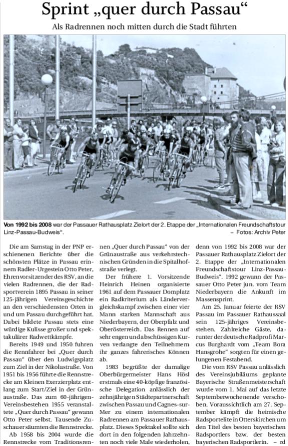 erhalten am 17.07.2020 - Quelle Passauer Neue Presse