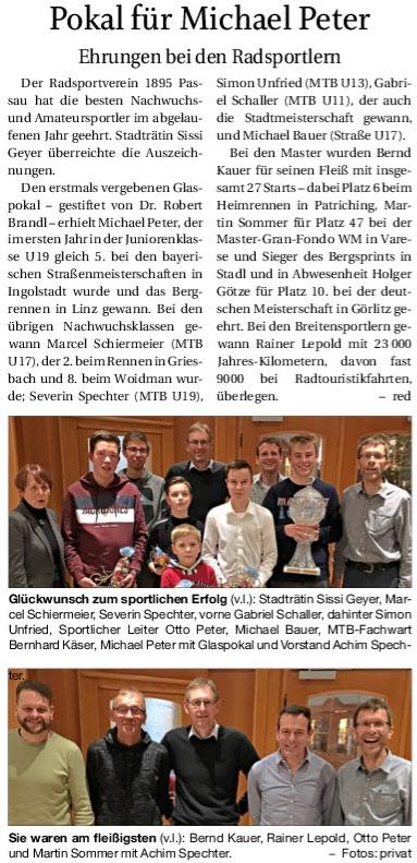 Quelle: Passauer Neue Presse 02.01.2019